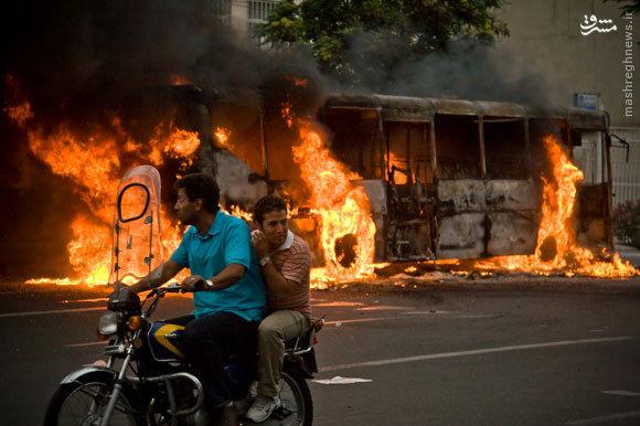 آمریکا از شورشهای آتی در ایران حمایت کند