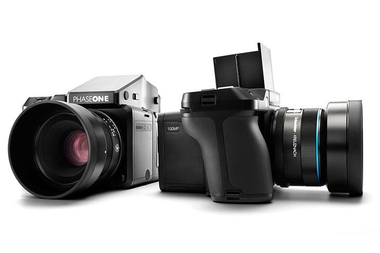 دوربین ۱۰۰ مگاپیکسلی و باورنكردني فیز وان! + عکس