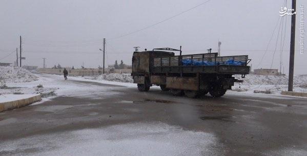 انتحاری داعش در حلب+تصاویر