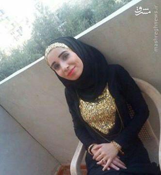 عکس/ انتقام داعش از دختری که جنایات آنان را فاش میکرد