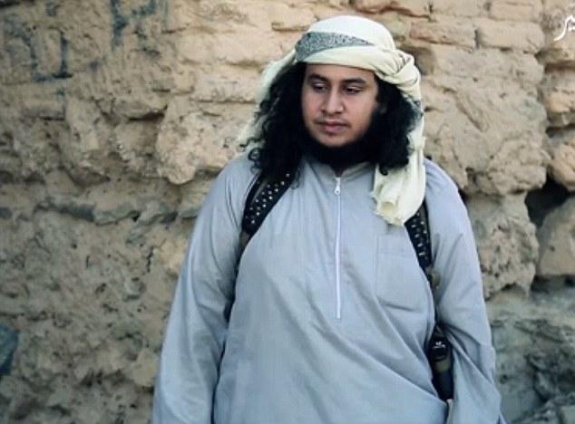 اعدام وحشیانه یک نوجوان توسط داعش +عکس