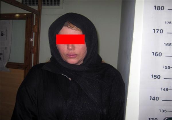 دستگیری یاسمین و آتنا به جرم زورگیری از مردان+عکس