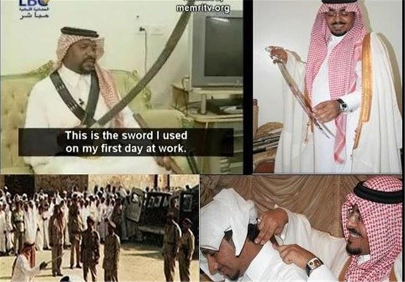 جلادِ قاتل شیخ نمر کیست + تصاویر