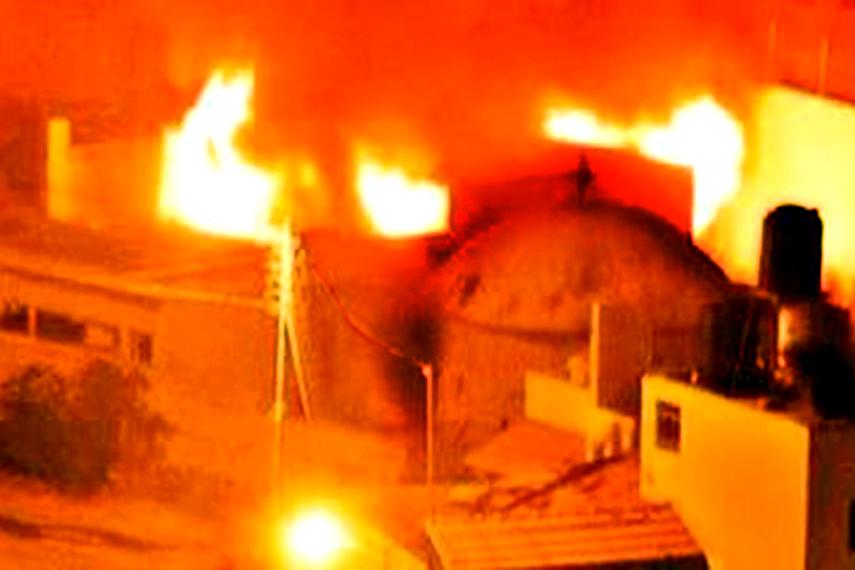12هزار جنگجوی سعودی حرم امام حسین(ع) را به آتش کشیدند