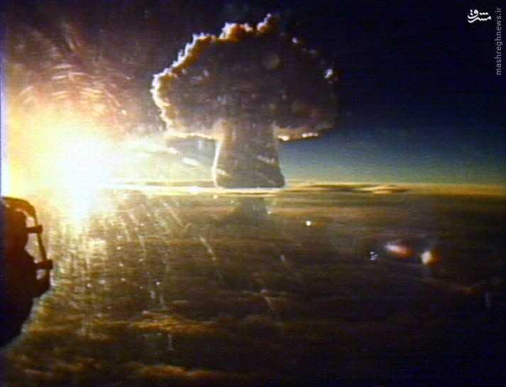 بمب هیدروژنی؛ ابر سلاحی که دنیا را پس از 18 سال لرزاند +عکس (اماده)