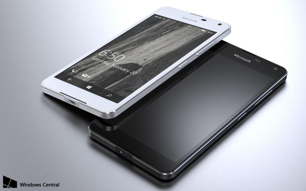 مشخصات فنی و تصویری از گوشی زیبا و فلزی مایکروسافت لومیا 650
