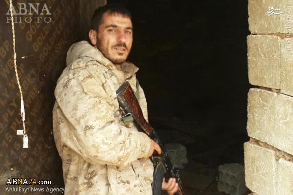 آخرین شهید حزب الله در استان حلب سوریه + عکس