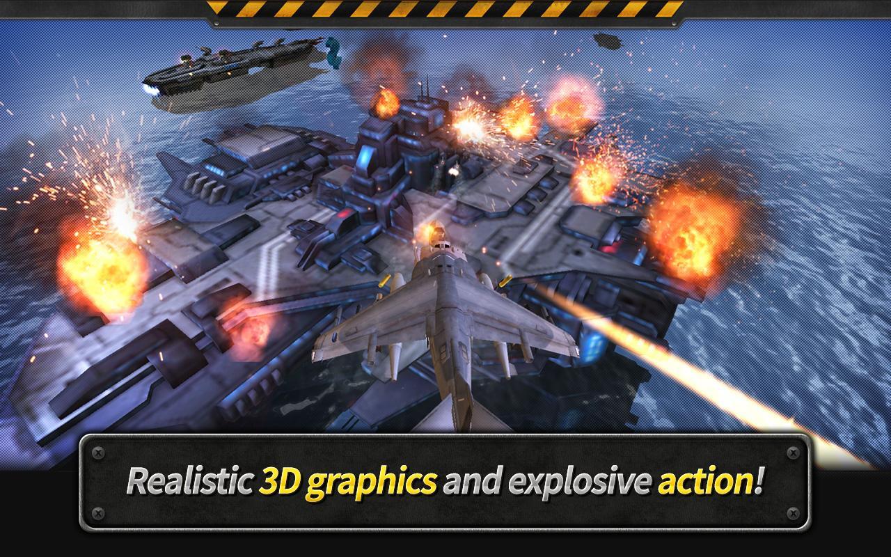 صعود شاهین سیاه؛ معرفی بازی Gunship Battle: Helicopter 3D