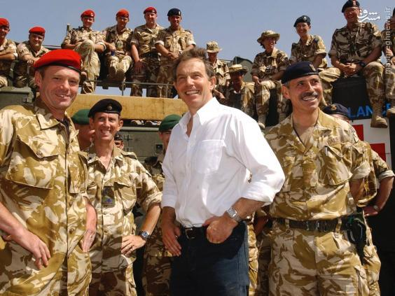 پرونده جنایات نیروهای انگلیسی در عراق به جریان افتاد