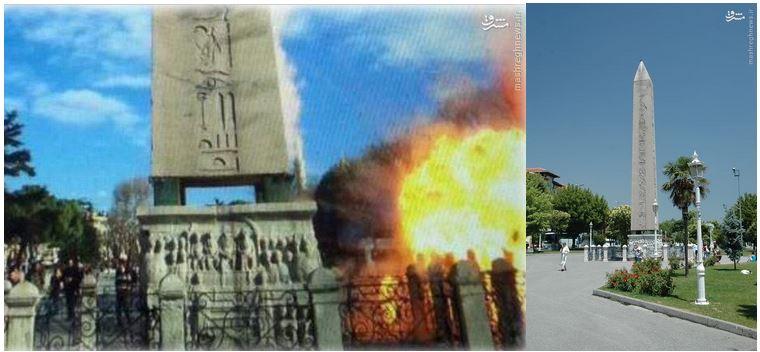انفجار یک زن انتحاری در استانبول با 25 کشته و زخمی / مقامات ترکیه انتشار اخبار انفجار را ممنوع کردند+ تصاویر و فیلم