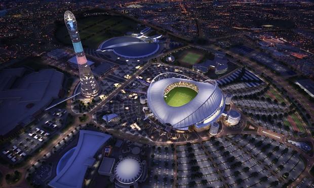 ۲۲۰ بیلیون دلار برای یک جام جهانی