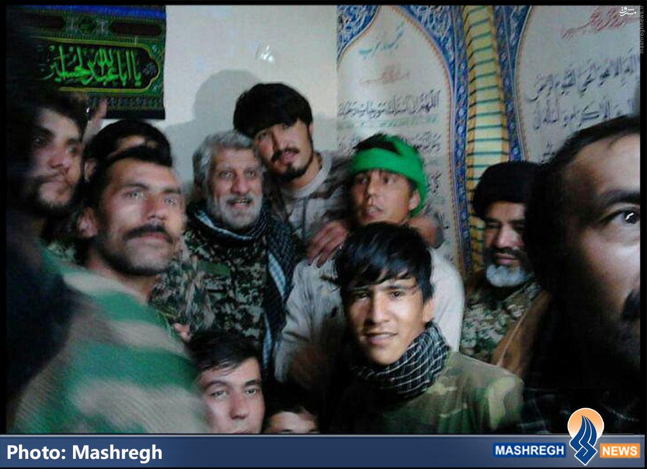 نماهنگ/ حماسه سرایی «بلبل خمینی» برای «مدافعان حرم»