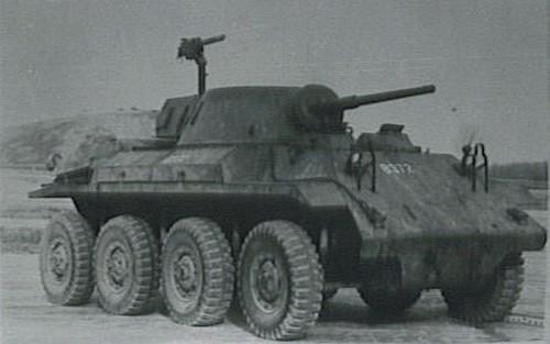 10 ماشین عجیب نظامی در جنگ جهانی دوم