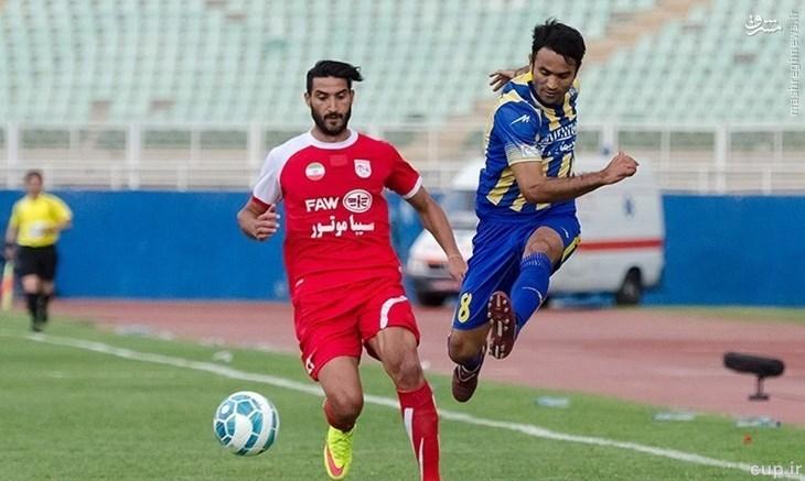 آقایان خاص فوتبال ایران +عکس
