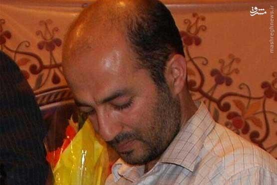 خبرنگار صدا و سیما هم شهید مدافع حرم شد +عکس