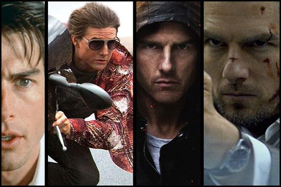 بهترین های تام کروز کدامند؟ +عکس
