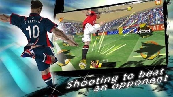 با این بازی موبایلی بهسبک سوباسا گل بزنید+ دانلود