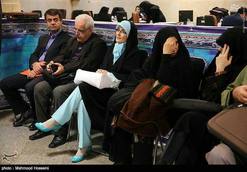 مأموریت دختر کوچک هاشمی رفسنجانی در انتخابات مجلس دهم