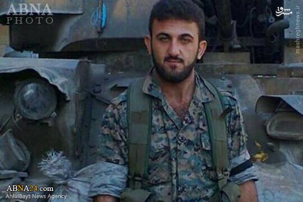 شهادت فرمانده شیعه سوری در استان حمص+عکس