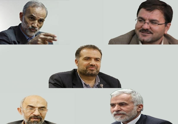 کدام نمایندگان تغییر حوزه انتخابیه دادند+عکس