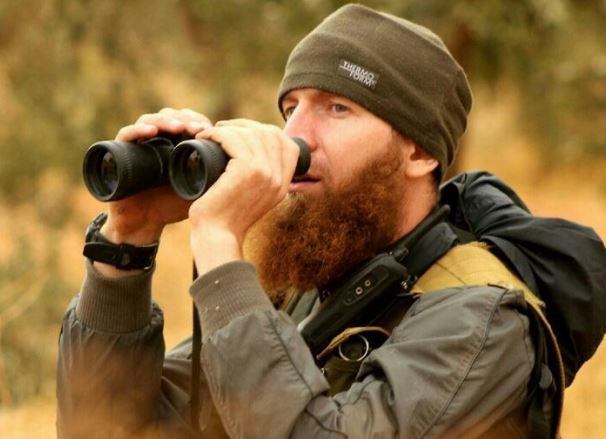 سرکرده ترسناکترین جنگجویان داعشی دستگیر شد/ ستاره ریش قرمز داعش کیست +عکس