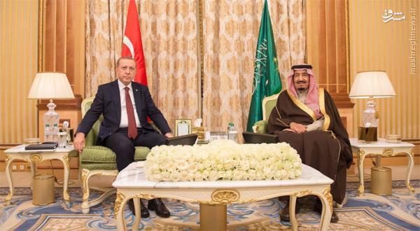گفتگوی اردوغان با ملک سلمان برای رهایی از کابوس منطقه / از هلاکت زهران علوش و سقوط جنگنده روسی تا آزادسازی الرمادی/