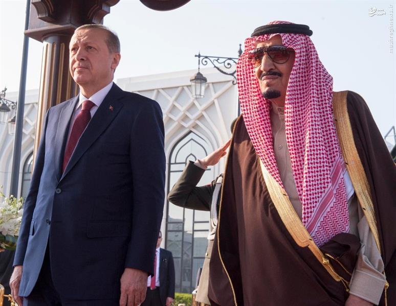 گفتگوی اردوغان با ملک سلمان برای رهایی از کابوس منطقه / بحران دیدهها به هم پناه آوردند/از هلاکت زهران علوش و سقوط جنگنده روسی تا آزادسازی الرمادی/