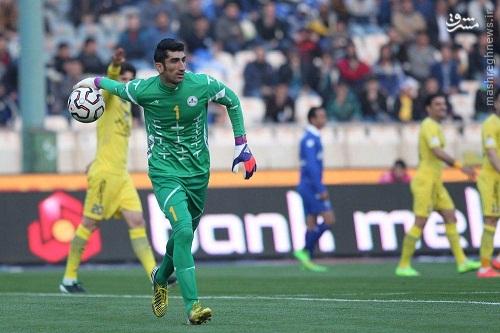 یک تیم مطرح با 5 گلر برزیلی خواهان دروازهبان تیم ملی ایران