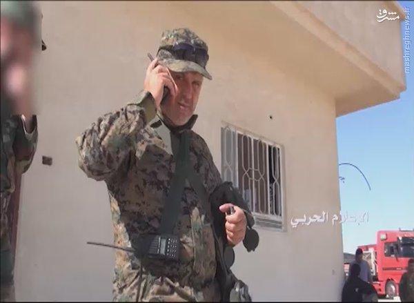 فیلم/تصاویر منتشر نشده از فرمانده شهید حزب الله