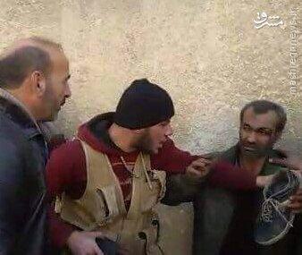 هلاکت عامل شکنجه کردهای حلب+عکس