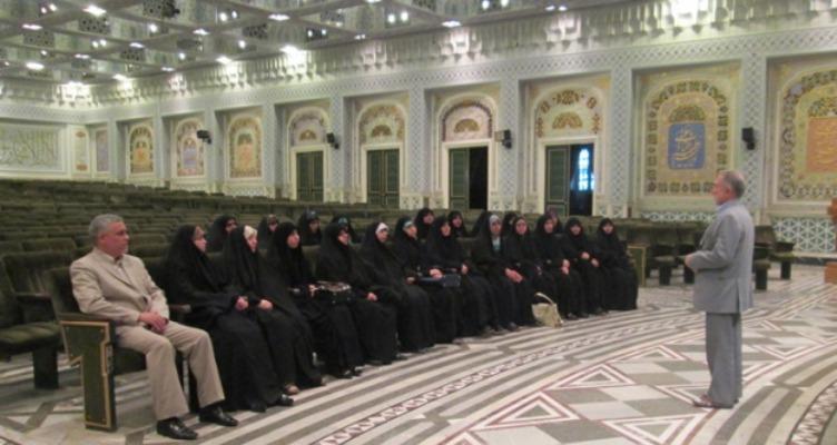 آموزش خادمین امامین جوادین(ع) در مشهد+ تصاویر