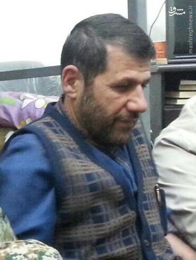 سرداری دیگر از خوزستان به جمع شهدا پیوست+عکس