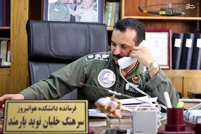 بیش از 2 هزار مستشار آمریکایی در یک پایگاه هوانیروز ایران/ بومی سازی کلیه آموزش ها و علوم پروازی بالگرد در کشور+عکس (آماده نیست) !!!!!!!!