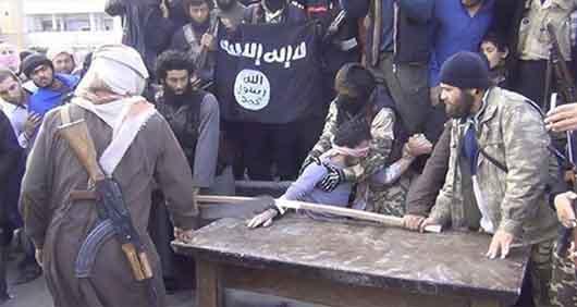 فتوای عجیب داعش درباره همکاری با آمریکا