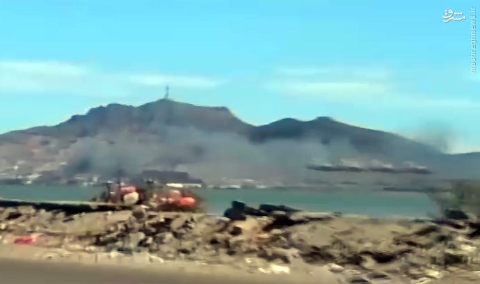 عکس/ درگیری چتربازان سعودی با انصارالله