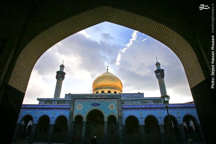 عکس/ حرم حضرت زینب سلام الله علیها