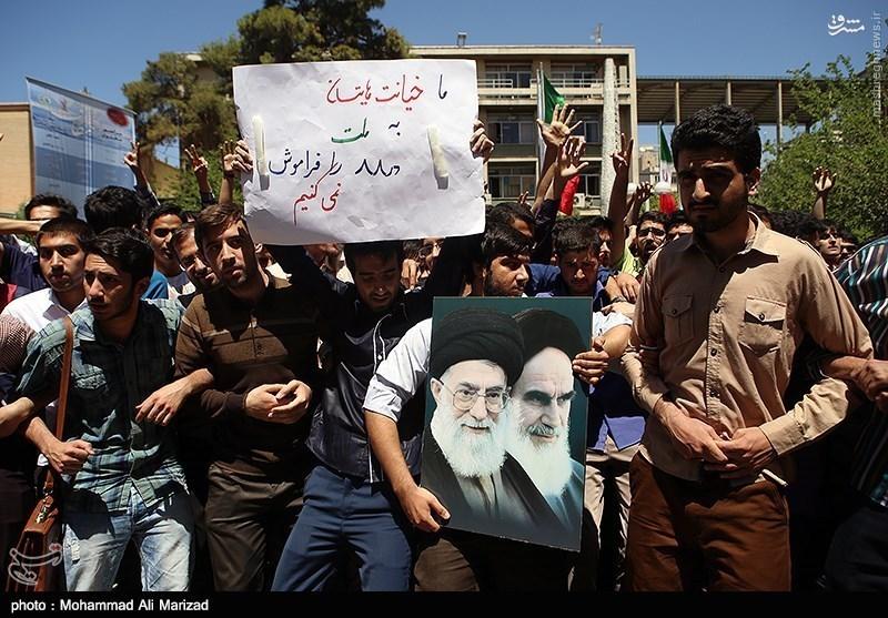 چرا تریبون دانشگاه امیرکبیر در انحصار اصلاحطلبان قرار گرفته است؟ // آماده
