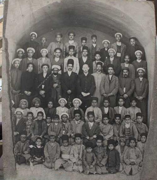 عکس/مدرسه انگلیسیها در یزد