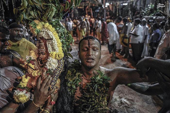 عقاید عجیب مردم هند