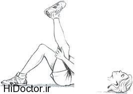 هفت حرکت ورزشی برای بهبود کمر درد