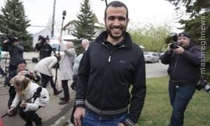 عکس/ جوانترین زندانی گوانتانامو آزاد شد