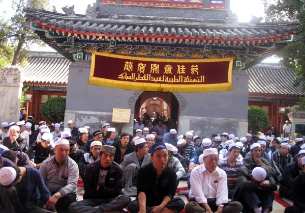 وجود 10 قومیت مسلمان در چین/ذکر «علی ولیالله» بر سردر مسجد چینی+عکس