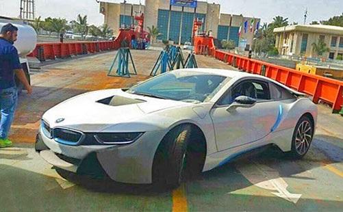عکس/ورود BMW میلیاردی به ایران