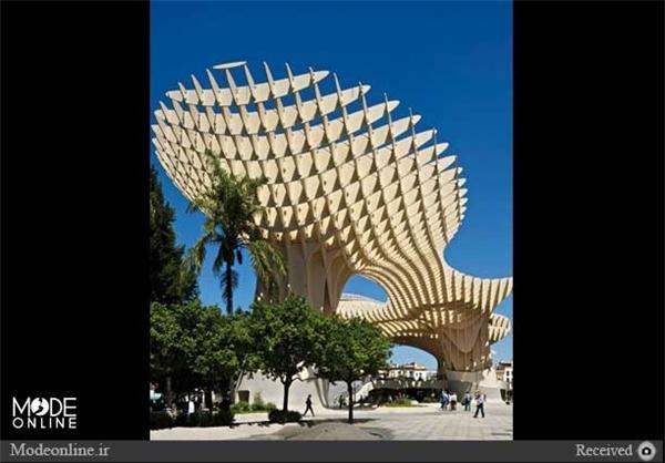 عکس/ ۱۰ معماری برتر معاصر