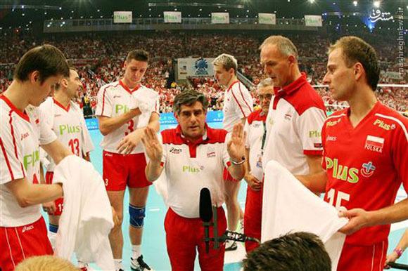 آشنایی با حریفان والیبال ایران؛ لهستان/ پرافتخار و با تجربه
