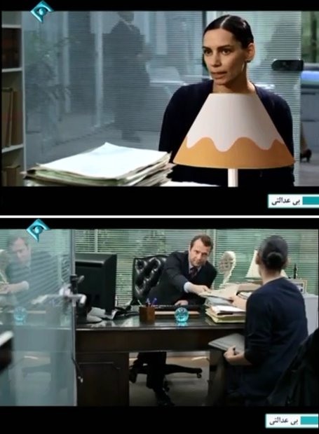 سانسورهای جدید سیما + عکس