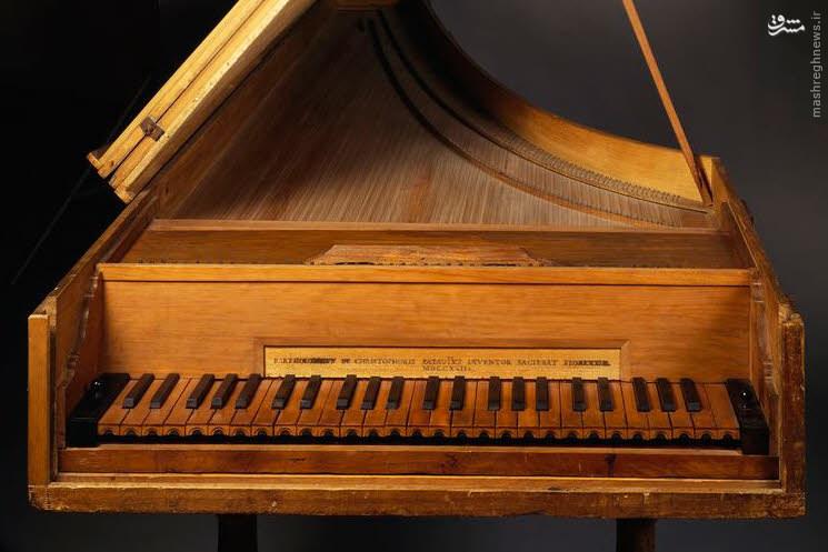 چه کسی پیانو را اختراع کرد+عکس