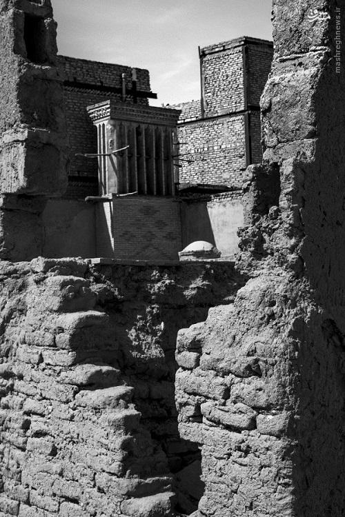 بی پناهی شهری تاریخی که از حمله مغولان جان به در برد اما