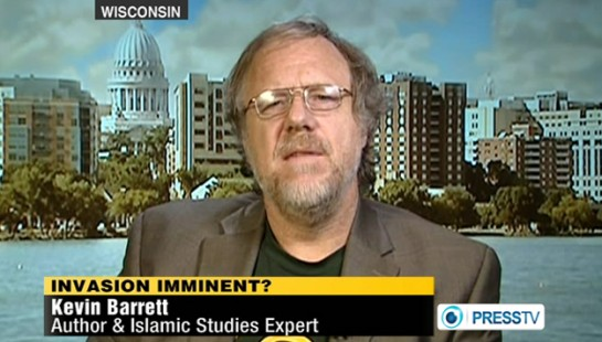 پروفسور بریت، استاد دانشگاه امریکا مسلمان شد+عکس