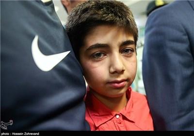 آزادی پسر پزشک سابق پرسپولیس از دست گروگانگیران